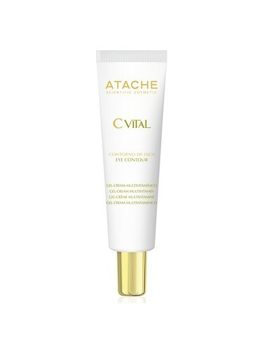ATACHE C VITAL EYE CONTOUR GEL-CREAM 15ml