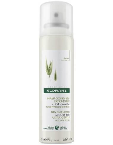 KLORANE Dry Shampoo with Oat Milk Ultra Gentle 150ml