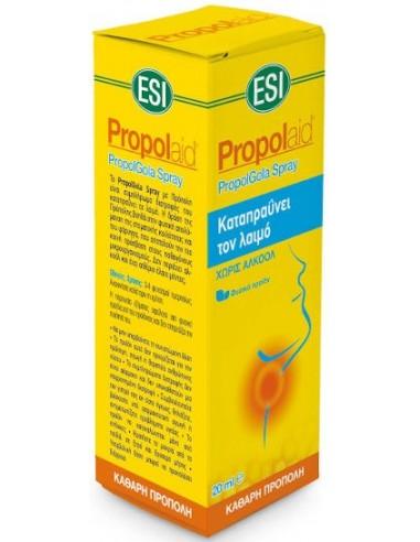 ESI PropolAid PropolGola Spray Alcohol-free 20ml