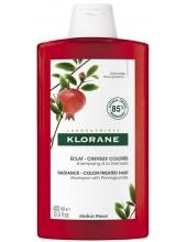 KLORANE Color Enhancing Shampoo με Ρόδι 400ml