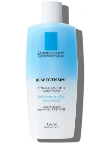 La Roche-Posay Respectissime Demaquillant Yeux Waterproof 125ml