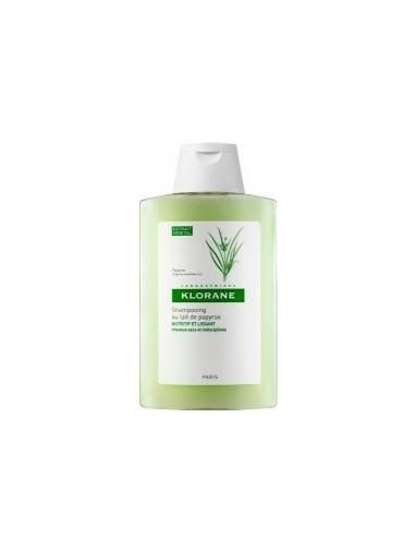 KLORANE Shampoo with Papyrus Milk (Γαλάκτωμα Παπύρου) 200ml