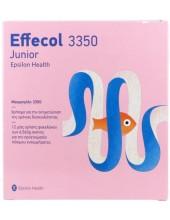 EFFECOL 3350 Junior, 12 sachets of 6,563g powder