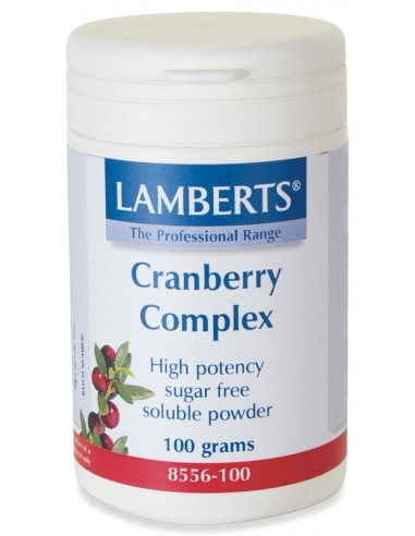 LAMBERTS Cranberry Complex, Powder...