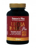 NATURE'S PLUS ULTRA HAIR 60 Tabs