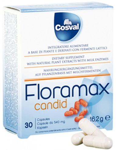 COSVAL FLORAMAX CANDID 30 CAPS