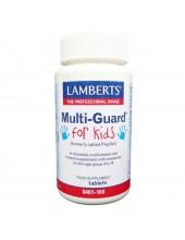 LAMBERTS Multi-Guard for Kids 30 Tabs