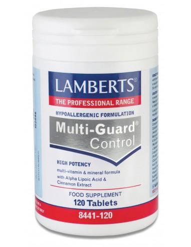 LAMBERTS Multi-Guard Control 120 Tabs