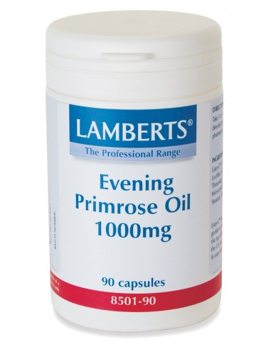 LAMBERTS Evening Primrose Oil 1000mg 90 Caps