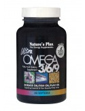 NATURE'S PLUS ULTRA OMEGA 3/6/9 60 Softgels