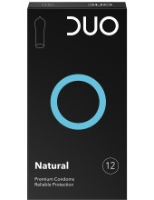 DUO Natural 12 Condoms
