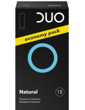 DUO Natural Economy Pack 18...