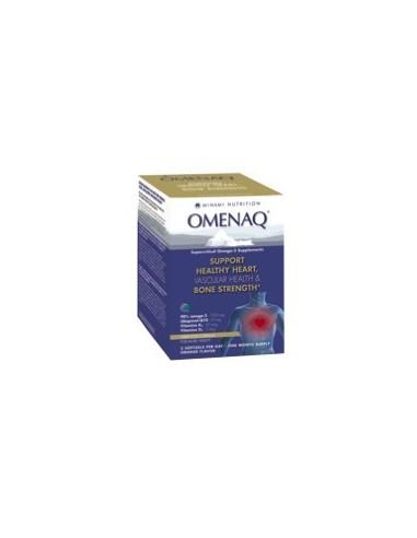 MINAMI NUTRITION Omenaq 90 Softgels