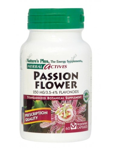 NATURE'S PLUS PASSION FLOWER 250 MG VCaps 60
