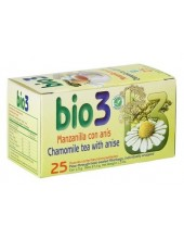 BIO 3 CHAMOMILE TEA WITH ANISE 25 filterbags