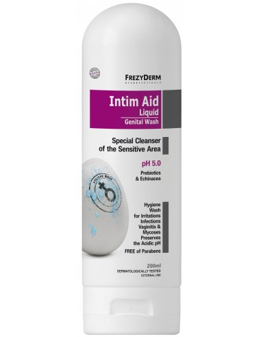 Frezyderm intim Aid Cleanser pH5.0 200ml