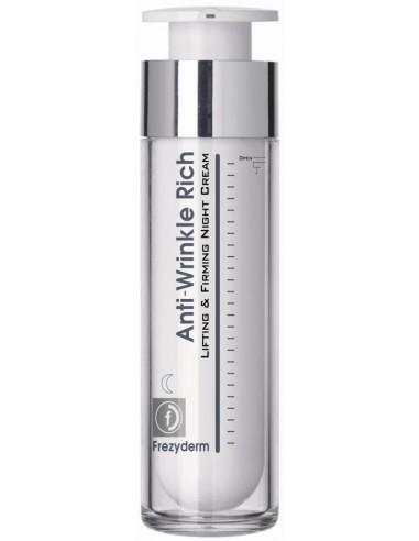 Frezyderm Anti-Wrinkle Rich Night Cream 45+ 50ml