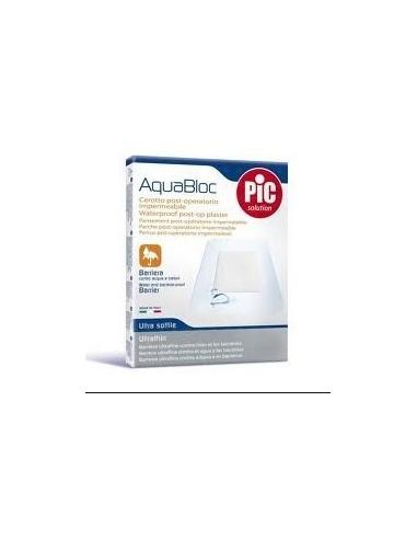 PIC AQUABLOC Αυτόλλητα Αποστειρωμένα Αδιάβροχα Strip Large (25x72mm) 10τεμ.