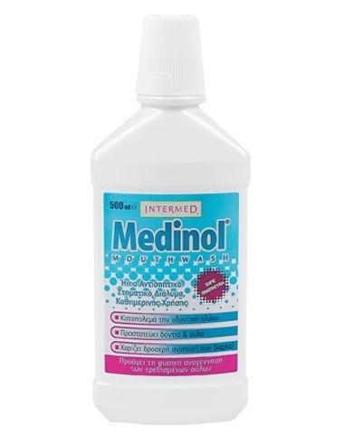 MEDINOL MOUTHWASH 500ml