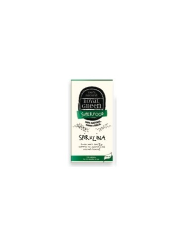 ROYAL GREEN SUPERFOOD SPIRULINA 1000MG 60Tabs