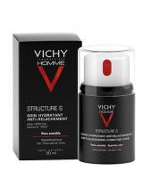 VICHY HOMME STRUCTURE S SOIN HYDRATANT ANTI-RELACHEMENT 50ml