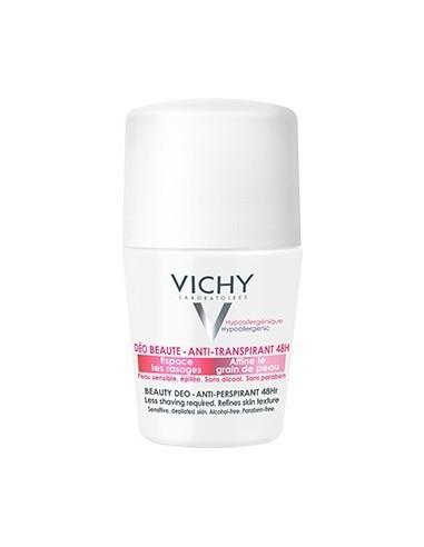 Vichy Deodorant Ideal Finish Bille 48H 50ml