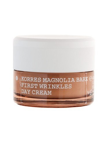 KORRES Magnolia Bark Day Cream for First Wrinkles 40ml