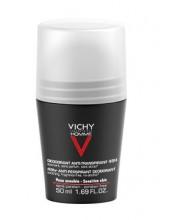 VICHY Homme Deodorant Anti-Transpirant 48h 50ml