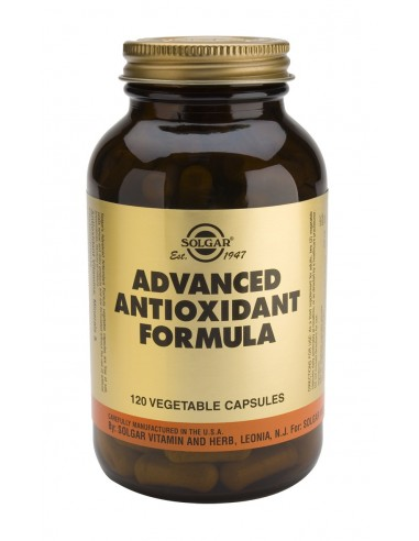 SOLGAR Advanced Antioxidant Formula Veg.Caps 120