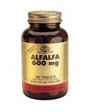 SOLGAR Alfalfa 600mg Tabs 100s