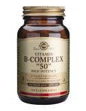 SOLGAR B-Complex 50 Veg.Caps 100s