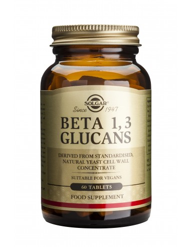 SOLGAR Beta 1,3 Glucans Tabs 60s