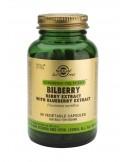 SOLGAR BilBerry Berry Extract Veg.Caps 60s