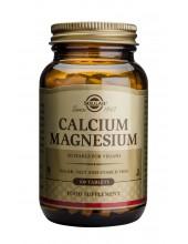 SOLGAR Calcium Magnesium Tabs 100s