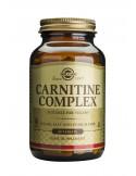 SOLGAR CARNITINE COMPLEX tabs 60s