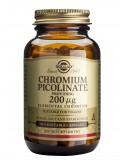 SOLGAR CHROMIUM Picolinate 200μg veg.caps 90s