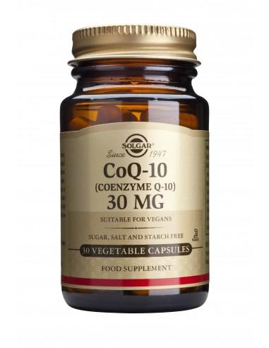 SOLGAR Coenzyme Q-10  30mg Veg.Caps  30s