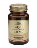 SOLGAR Coenzyme Q-10 100mg Softgels 30s