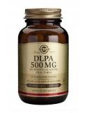 SOLGAR D.L.P.A. 500mg Veg.Caps 50s