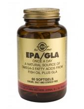 SOLGAR EPA/GLA Softgels 60s
