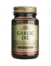 SOLGAR Garlic Oil Softgels...