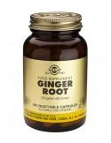 SOLGAR Ginger Veg.Caps 100s