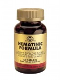 SOLGAR Hematinic Formula Tabs 100s