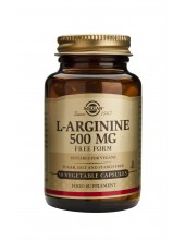 SOLGAR L-Arginine 500mg 50...