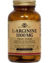 SOLGAR L-Arginine 1000mg 90 Tabs