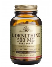 SOLGAR L-Ornithine 500mg...