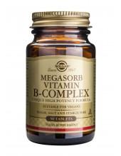 SOLGAR Megasorb B Complex...