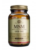 SOLGAR MSM 1000mg Tabs 60s