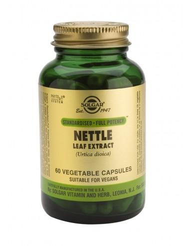 SOLGAR Nettle Leaf Extract Veg.Caps 60s