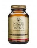 SOLGAR Niacin 500mg Veg.Caps 100s